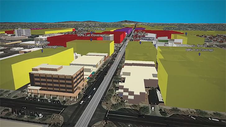 Big changes are on the horizon for downtown Mesa. (Source: City of Mesa)