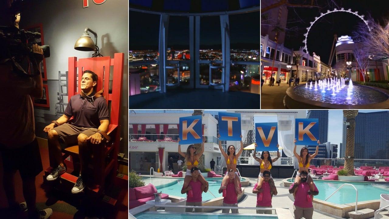 "Arizona's Family Adventures takes""Good Morning Arizona"" to fun-filled Las Vegas this week. (Source: 3TV/CBS 5)"
