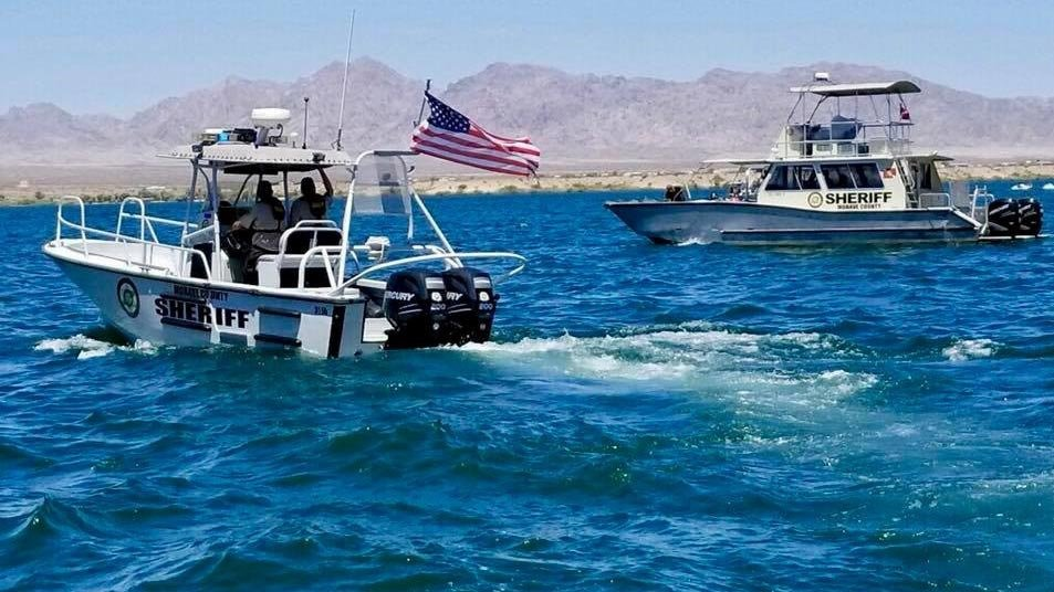 Mohave County deputies are searching for a man who vanished while swimming in the North Basin area of Lake Havasu Saturday, June 16, 2018. (Source: Mohave County Sheriff's Office)