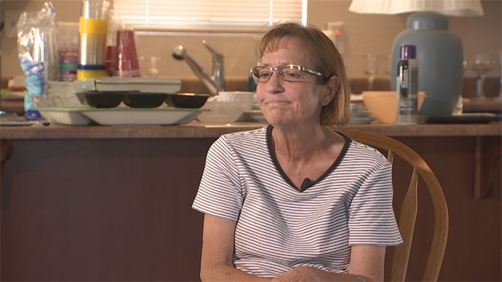 Sue Hartin is excited to have her job back with the Arizona State Parks and Trails Department. (Source: 3TV/CBS 5)