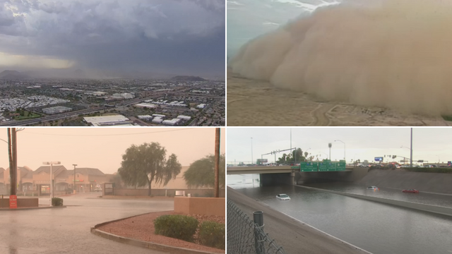 If you're unfamiliar with a monsoon, there is plenty to expect. (Source: 3TV/CBS 5)