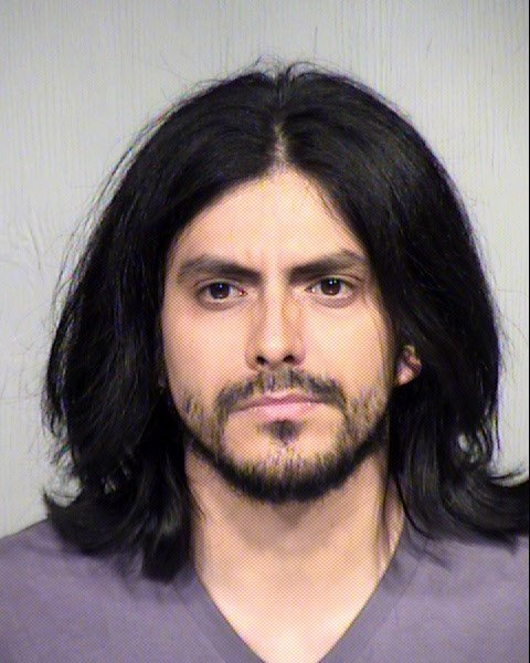 Mugshot of suspect Daniel Bermudez, 27.  (Source: MCSO)
