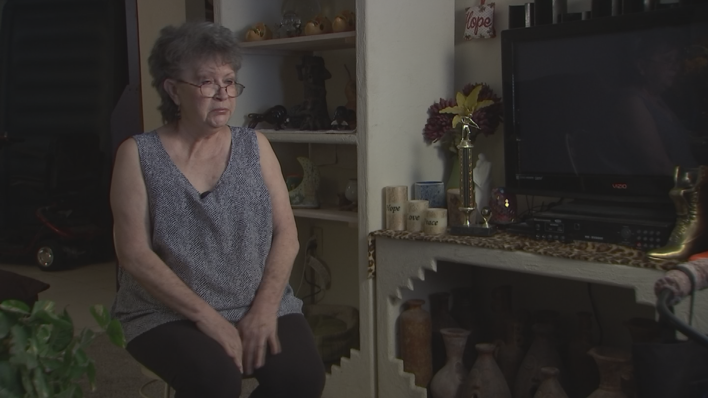 Barb said she's out $3,500 after scammers hacked a Facebook friend's account and convinced her to send them money. (Source: 3TV)