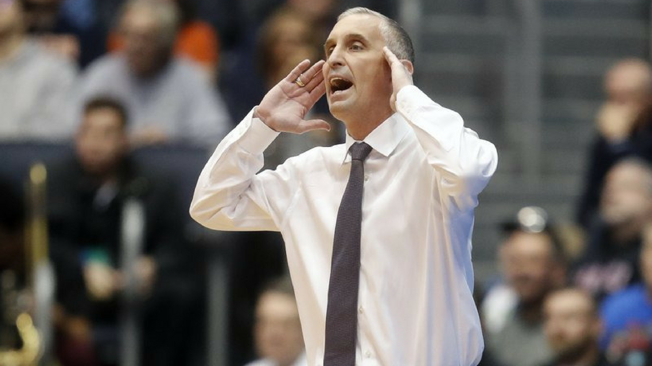The Sun Devils' run came a year ahead of their coach's schedule. (Source: AP Photo/John Minchillo, File)
