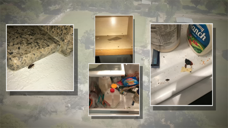 Hillcrest Prep says that there were no more than 12 students living at the home, and a couple of them were responsible for dirty conditions. (Source: CBS 5)