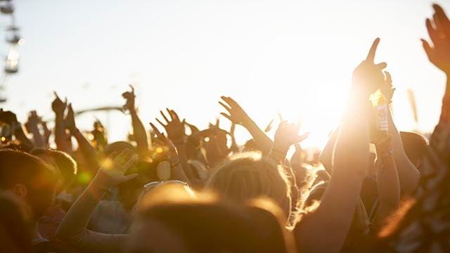 Generic image of a festival. (Source: 123rf.com)