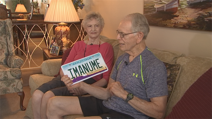 'SuperAgers' Lynda and Jerry Svendsen (Source: 3TV/CBS 5)
