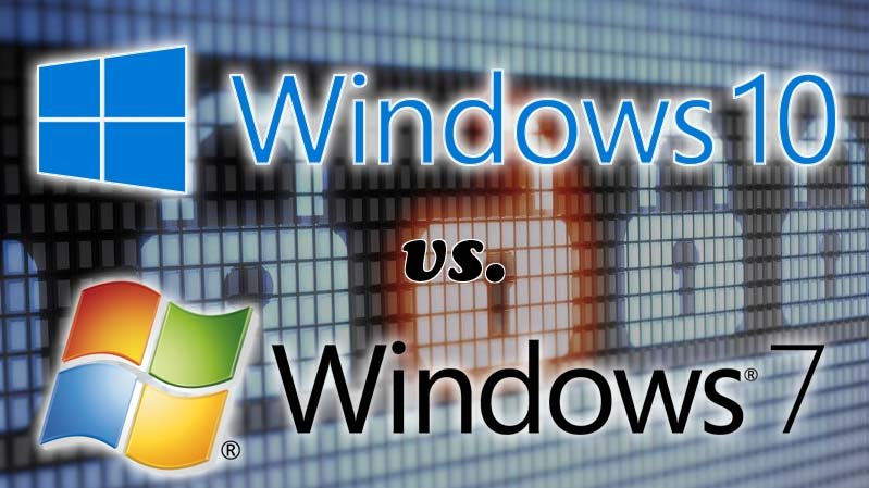 Although Microsoft has made a concerted effort to get users to upgrade to Windows 10, Windows 7 continues to be a very popular operating system. (Sources: AP GraphicsBank and 123RF)