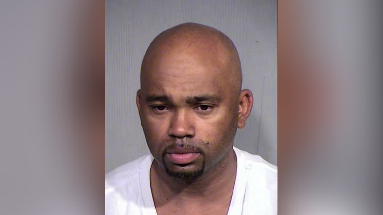 Keith Dees. (Source: Maricopa County Sheriff's Office)