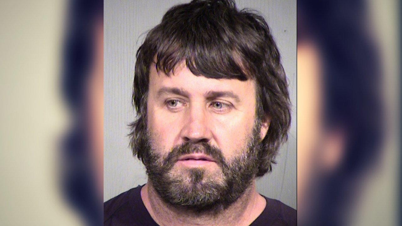 Mug shot, Scott Ruth - (Source: Maricopa County Sheriff Dept.)