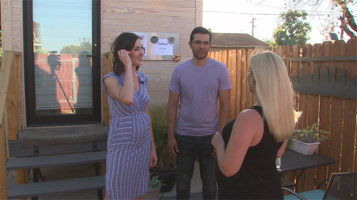 Cassie and Gilbert Cardenas were looking for ways to make a little extra money. A few years ago they started with Airbnb. (Source: 3TV/CBS 5)