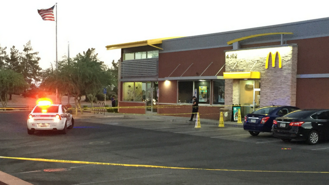 A man was stabbed near 43rd Avenue and Thunderbird. (Source: 3TV/CBS 5)