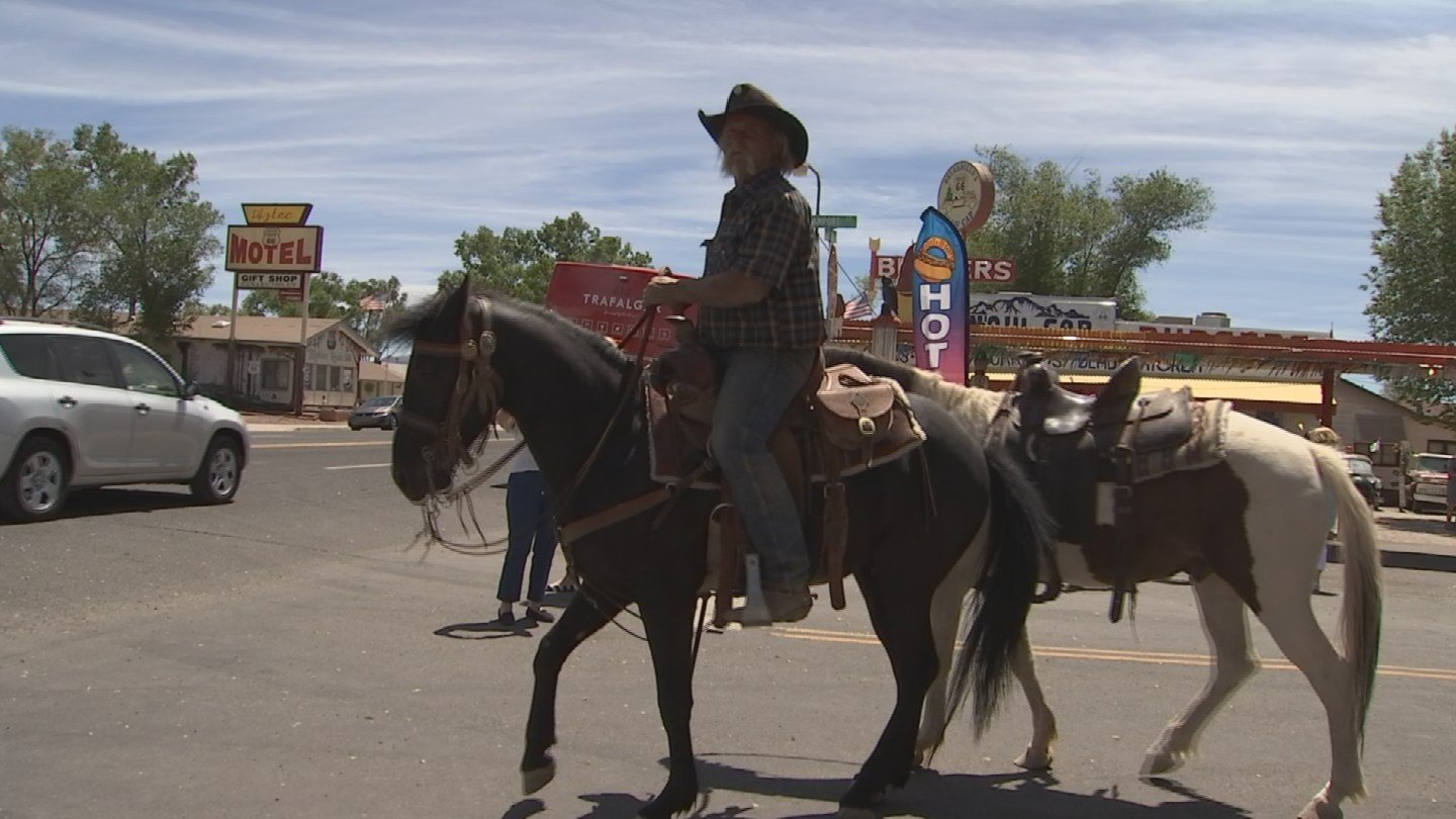 From gifts shopsto restaurants,and even cowboys on horseback along the roadway, there is so much to see in this small town. (Source: 3TV/CBS 5)