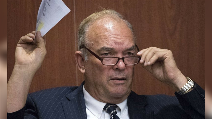 Former Member of Arizona House of Representatives Don Shooter. (Source: The Associated Press)