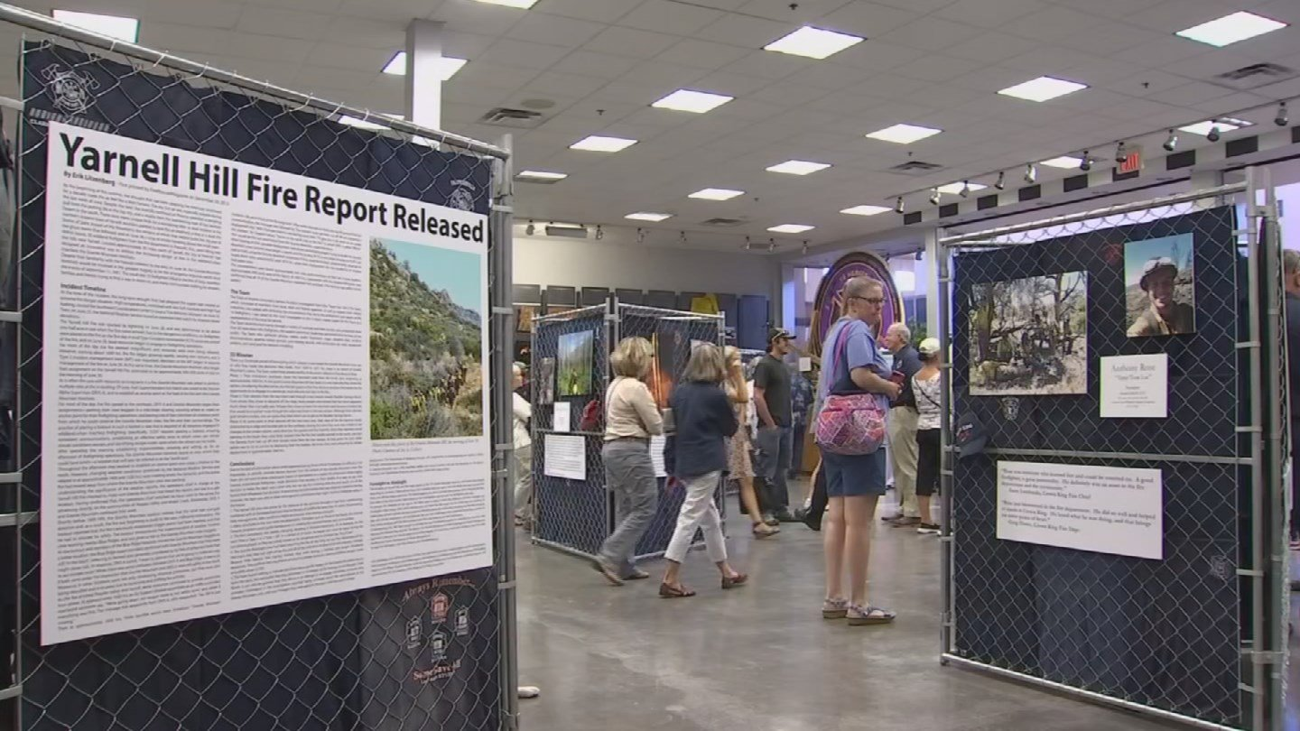 More that 1000 artifacts and memorabilia are on display. (Source: 3TV/CBS 5 News