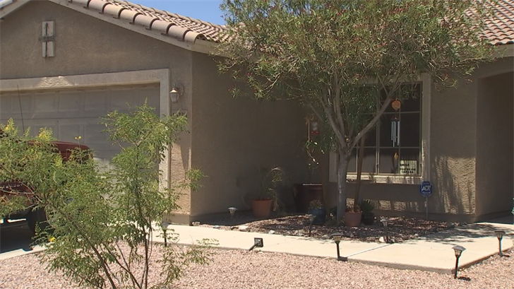 An apparent murder-suicide left two people dead in Surprise, police say. (Source: 3TV/CBS 5)