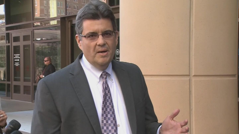 A photo of Jodi Arias' ex-defense lawyer, Kirk Nurmi. (Source: 3TV/CBS 5)