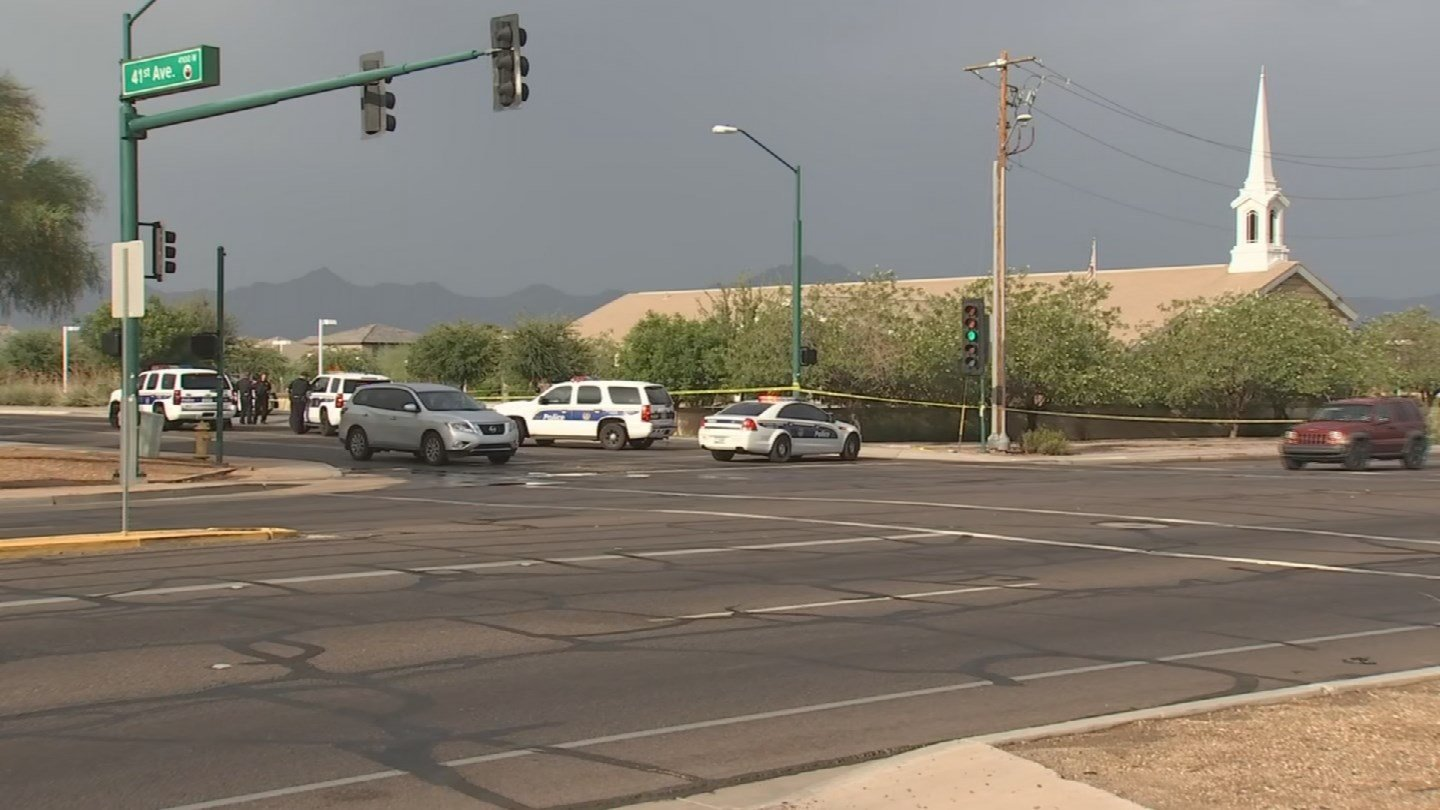 Phoenix police said that foul play is suspected. (Source: 3TV/CBS 5)