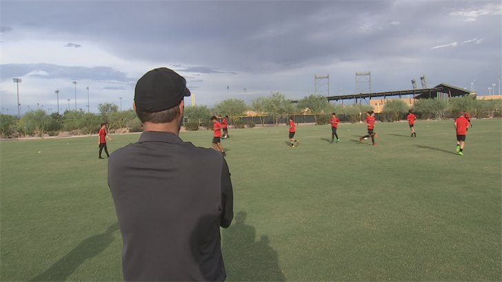 Two of Rising's youth teams will play in the most prestigious national tournament in the United States. (Source: 3TV/CBS 5)