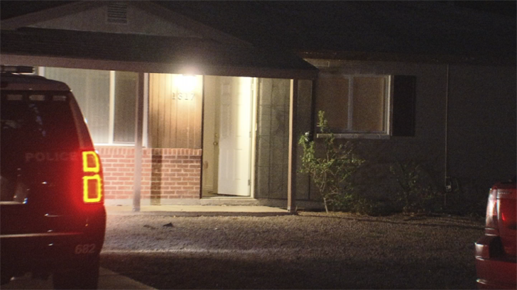 According to police, the couple was shot at a home near Apache Boulevard and McClintock Drive. (Source: 3TV/CBS 5)