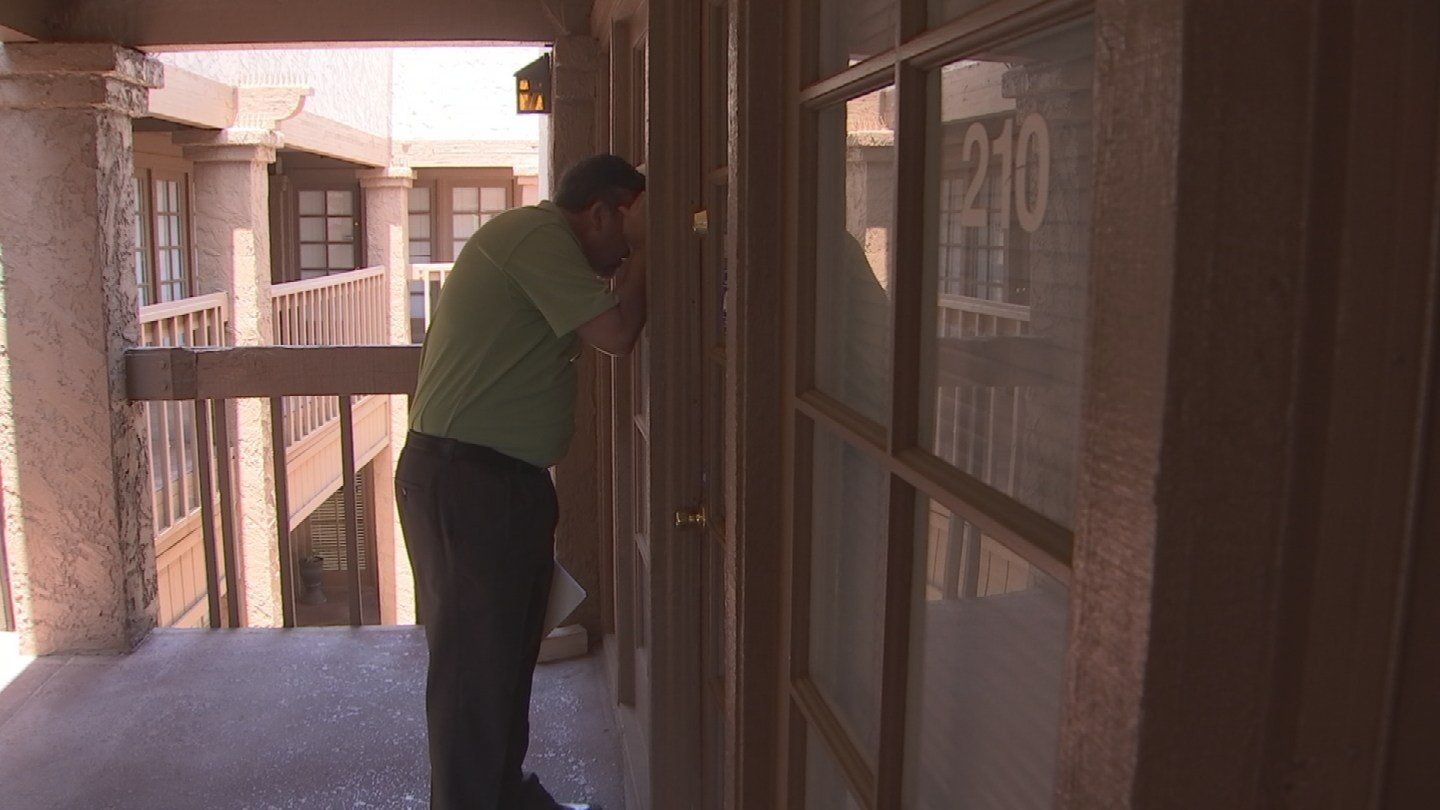 3 On Your Side went to the company's last known address but they are no longer located there. (Source: 3TV)