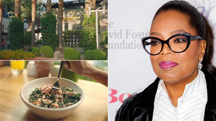 Oprah Winfrey is cooking up something new. (Source: Havas PR/Getty Images)