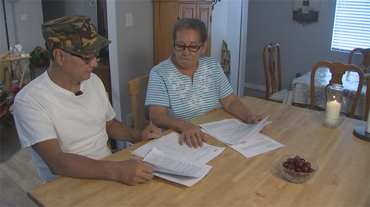 The Chavez family say they feel like they were misled. (Source: 3TV)
