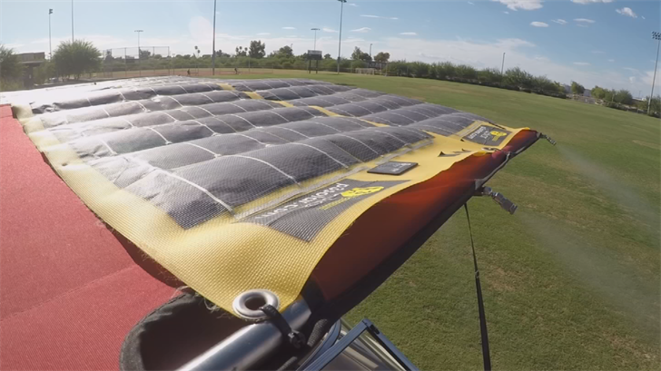 ASU students and a local company have come up with a device to keep boats cool. (Source: 3TV/CBS 5)