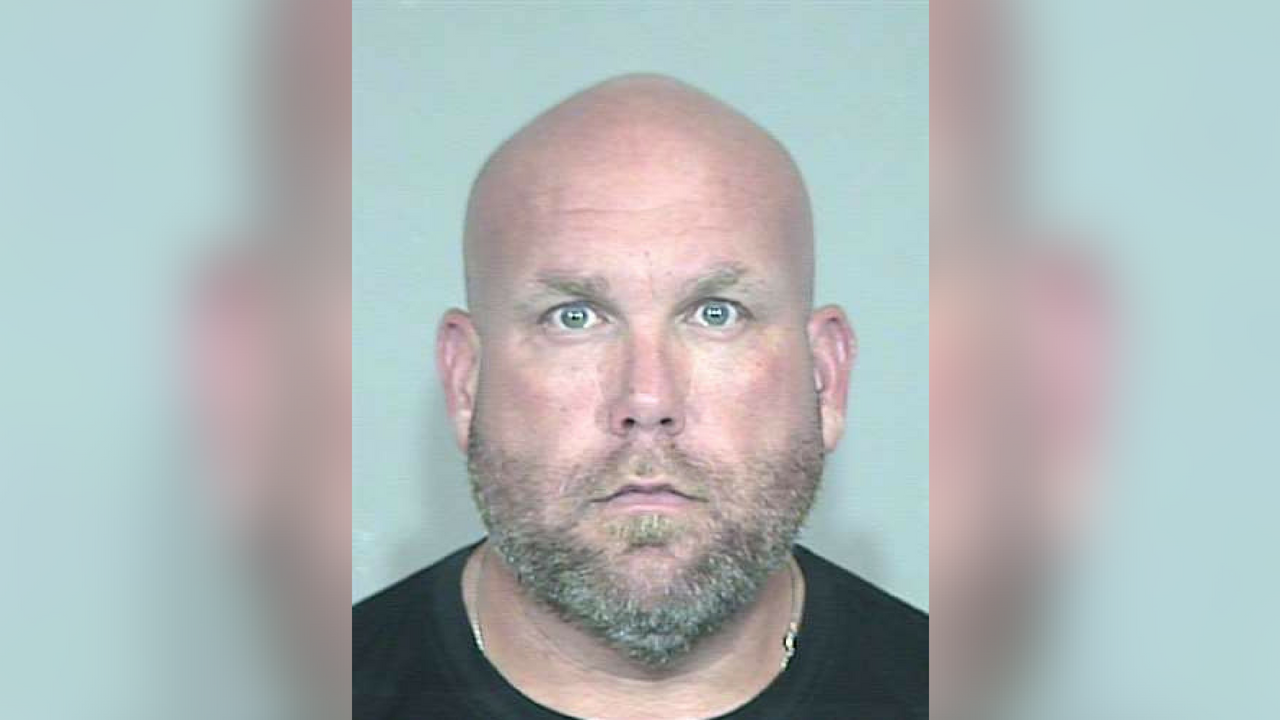 Steve Keim, GM of Arizona Cardinals serving a 2-day sentence for extreme DUI (Source: Maricopa County Sheriff's Office)
