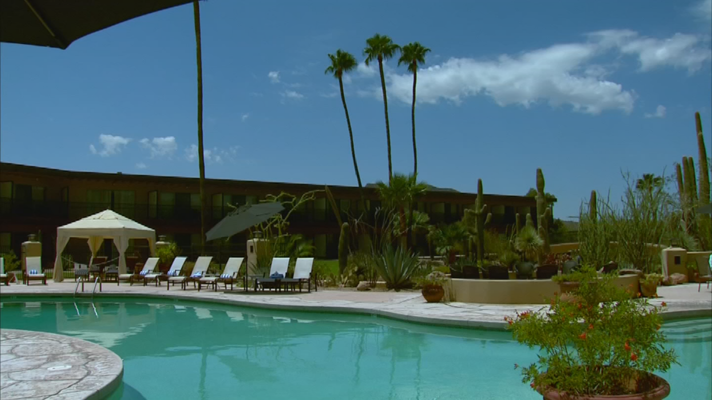 We may live in Arizona, but many of us don't take advantage of all Arizona has to offer.(Source: 3TV)