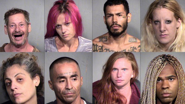 All suspects are innocent until proven guilty. (Source: Maricopa County Sheriff's Office)