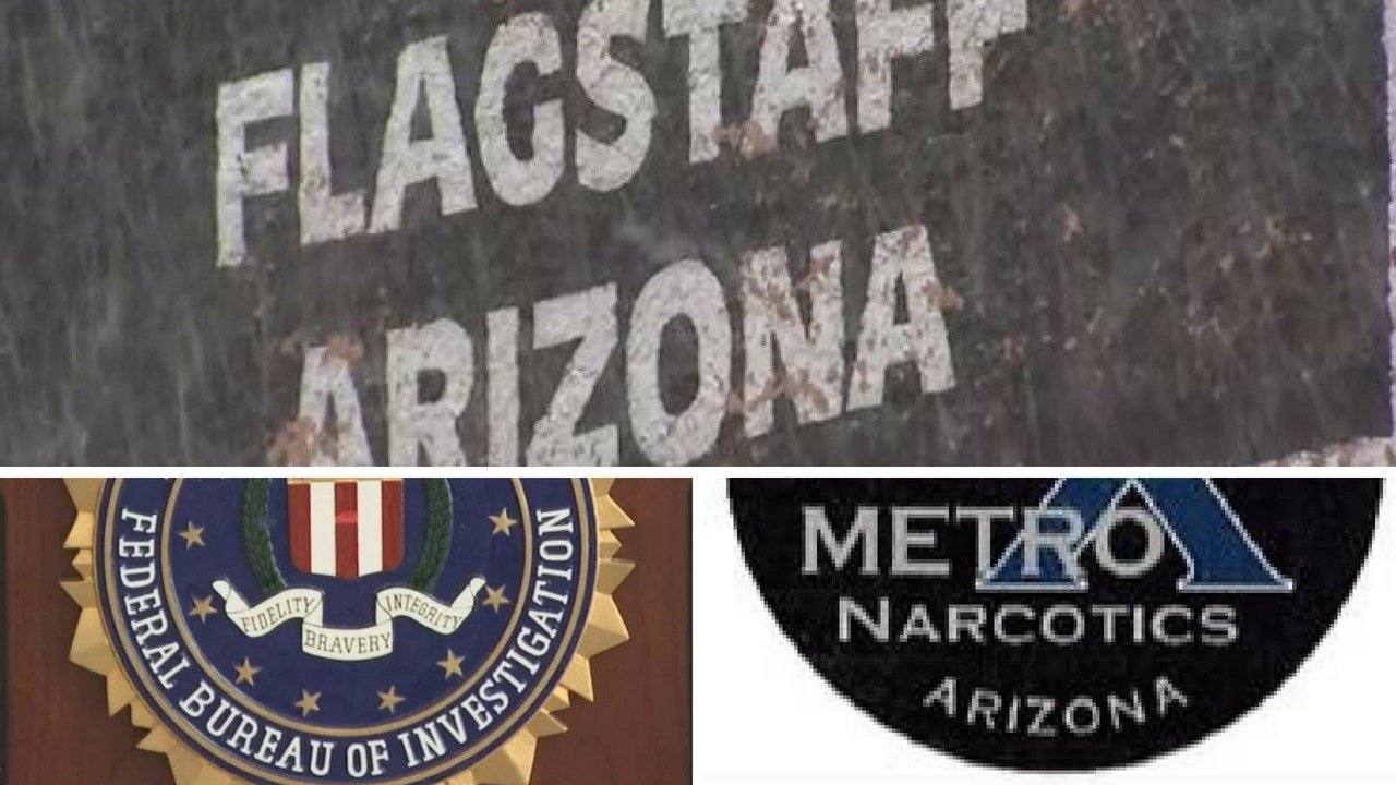 Northern AZ narcotic task force yields 25 arrests. (Source: Flagstaff Police Dept.)