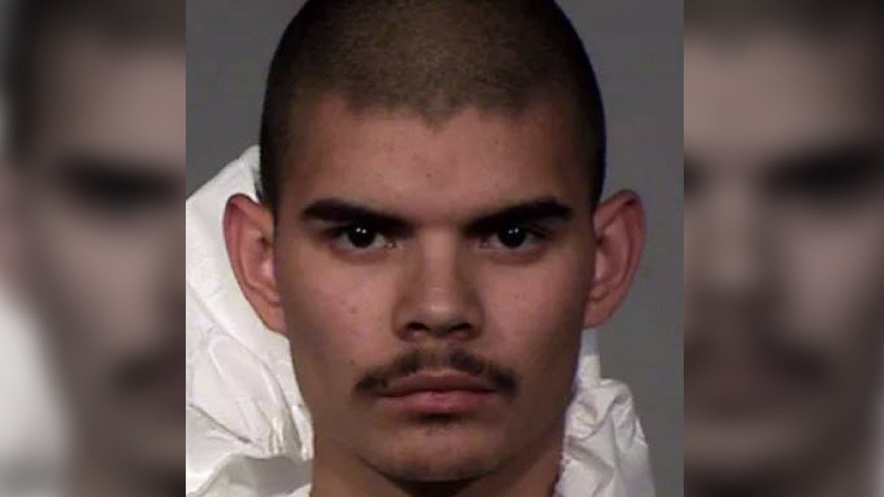 Adrian Ponce was  arrested in connection with the death of 8-month-old Sabrina Santos-Vasquez. (Source: Phoenix Police Department)
