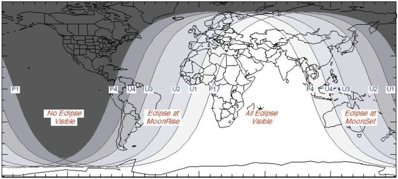 There will also be a total lunar eclipse with this moon. (Source: NASA)