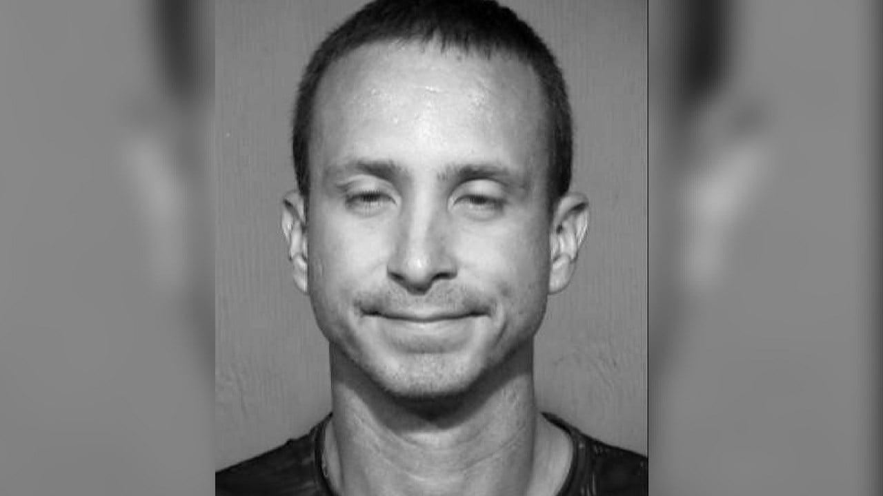 Mug shot for Aaron Ryan, 34. (Source: PCSO)