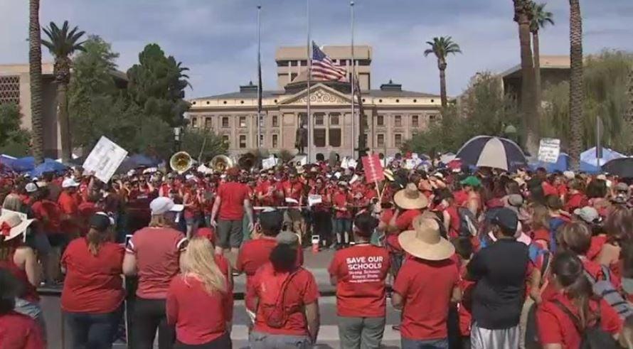 Recent teacher raises will have an effect on the state's teacher shortage. (Source: 3TV/CBS 5 News)