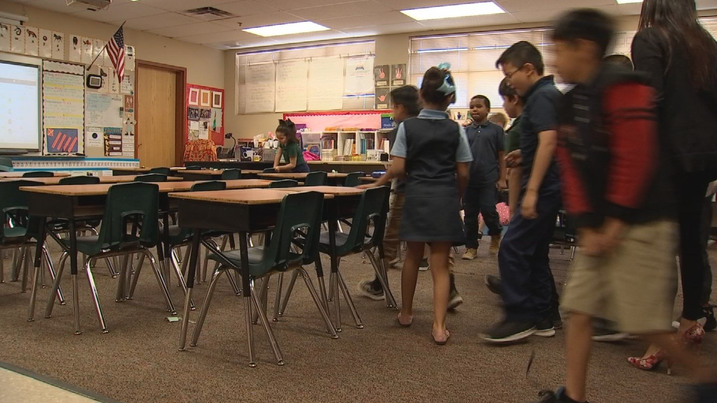 School districts across the state appear to have less teacher openings this year. (Source: 3TV/CBS 5 News)
