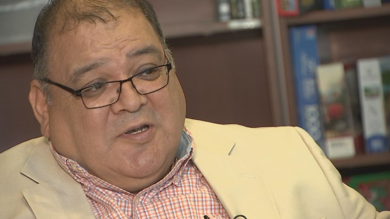 Joseph Garcia is with the ASU Morrison Institute. (Source: 3TV/CBS 5)