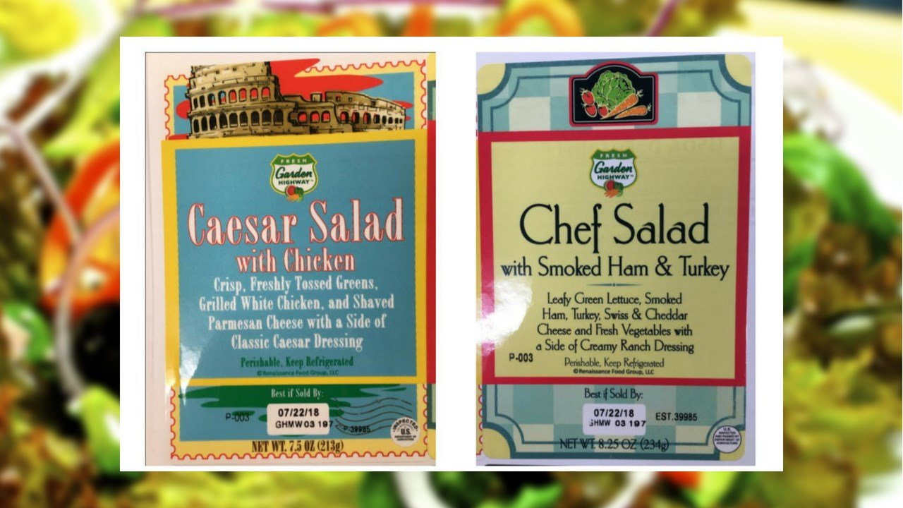 Health alert issued for Caito Foods products due to Cyclospora concerns