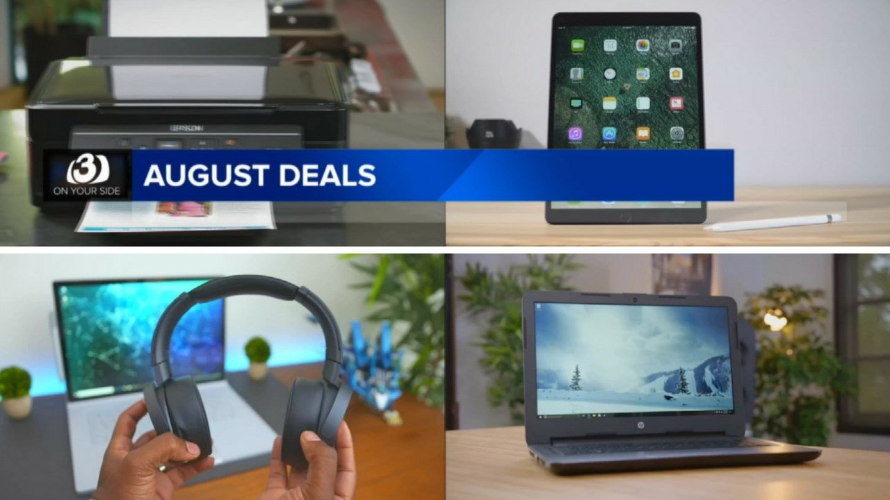 3 On Your Side finds the best deals in August. (Source: 3TV/CBS 5 News)