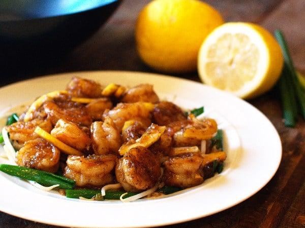 PF Chang's Lemon Pepper Shrimp (Source: PF Chang's)