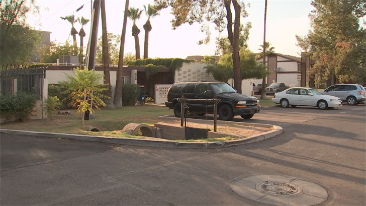 Neighborhood Ventures plans to use those fundsto renovate and then resell the apartment.(Source: 3TV/CBS 5)