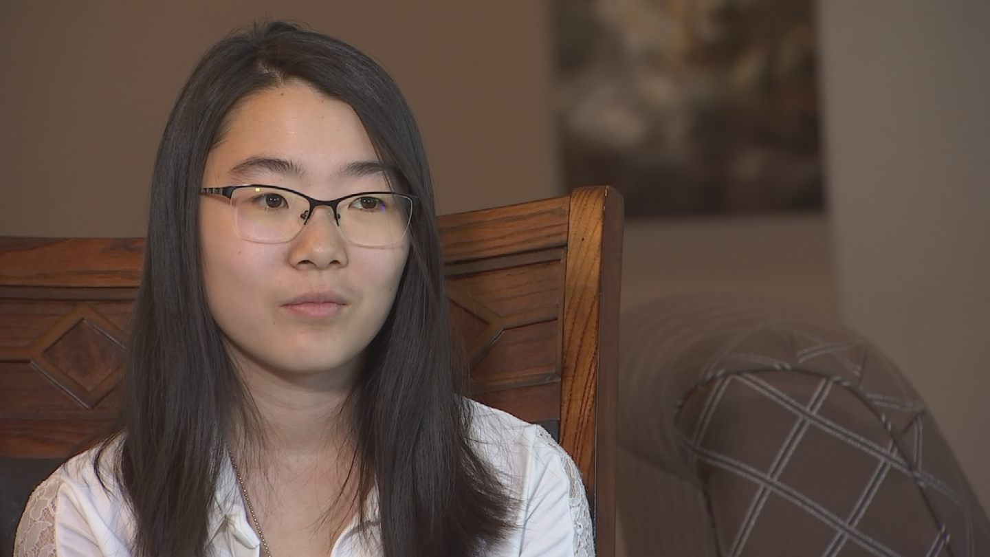 For 19-year-old Hannah Turner, this little piece of technology has been a game changer. (Source: 3TV/CBS 5)