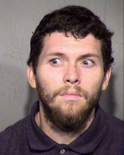 Andrew Smith. (Source: Maricopa County Sheriff's Office)
