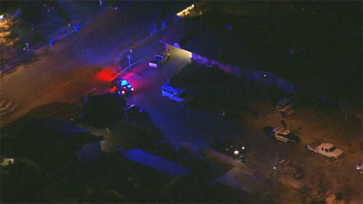 A man was shot during a fight in Mesa, police said. (Source: 3TV/CBS 5)