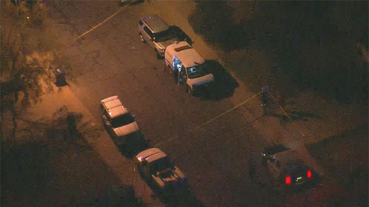 Police said the shooter and victim knew each other. (Source: 3TV/CBS 5)