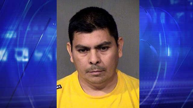Carlos Pineda Borja, 41 (Source: Maricopa County Sheriff's Office)