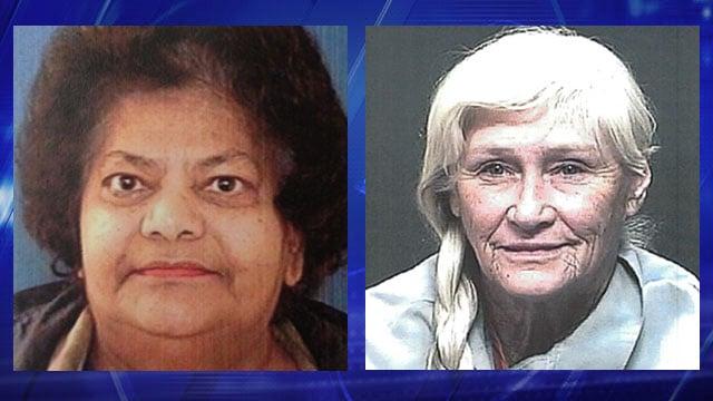 Indrani Gaston (left) and Pamela Williams (Source: Arizona Attorney General's Office)