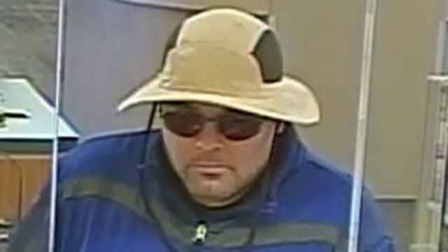 The FBI's Bank Robbery Task Force is asking for the public's help to identify a suspect in eight Phoenix-area bank robberies. (Source: FBI)