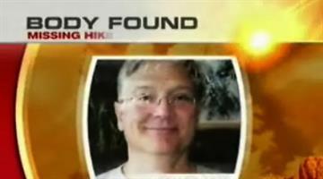 Body of missing hiker found By Jennifer Thomas